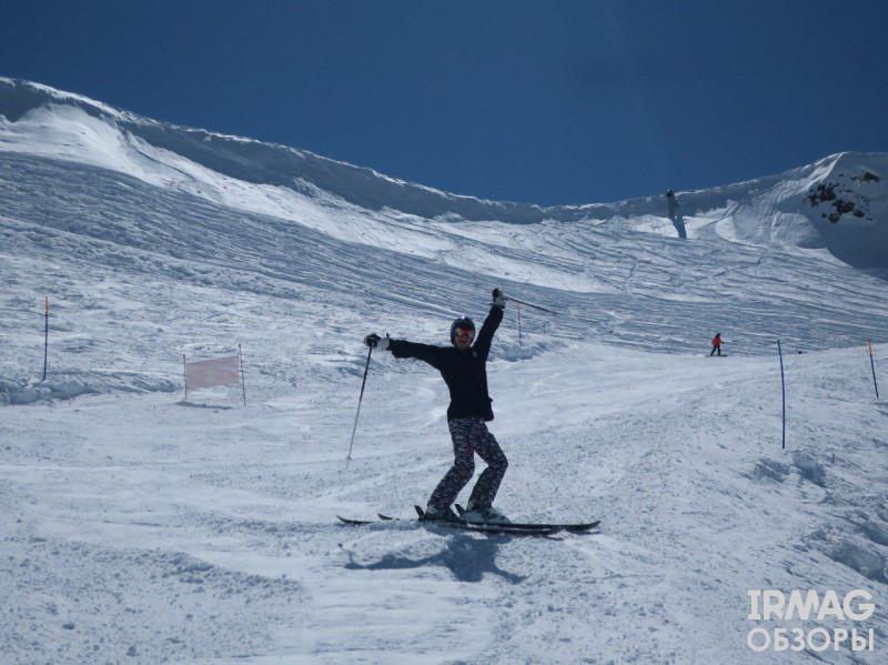 Мико лыжи