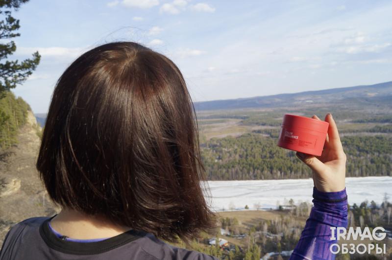 Обзор на маску-уход для волос Wella Invigo для защиты цвета окрашенных тонких волос