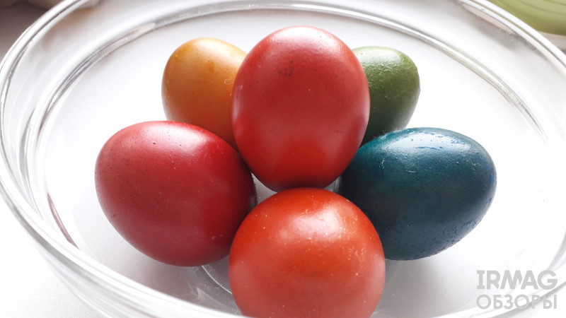 Краситель для яиц АВС Жидкий Перламутровый (5 г)