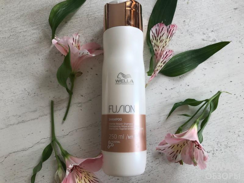 Амино-сыворотка для волос Wella Care Fusion Интенсивное восстановление (70 мл)