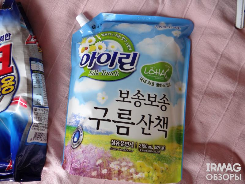 Корейские средства для стирки: в чём особенность, и как они работают