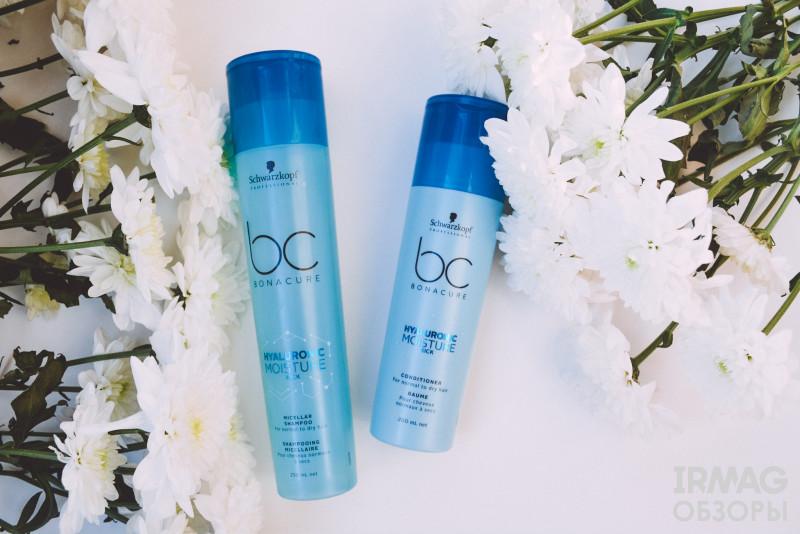 Кондиционер для волос Bonacure Moisture Kick Hyaluronic Интенсивно увлажняющий (200 мл)