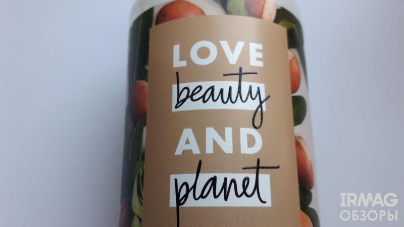 Лосьон для тела Love Beauty&Planet Бархатное масло Ши (400 мл)