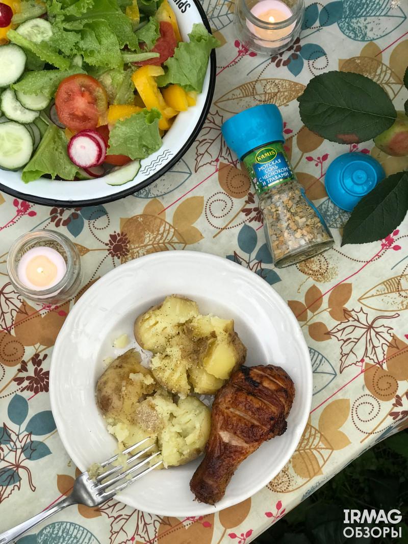 Спасти мир от скучной пищи! Миссия выполнена.
