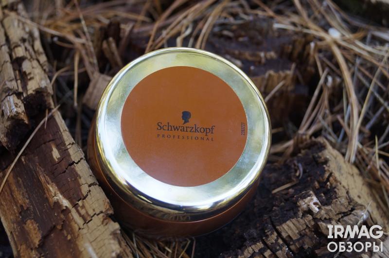 обзор на маску-мусс для волос Oil Ultime Oil-in-Cream Treatment для жестких и средних волос (200 мл)