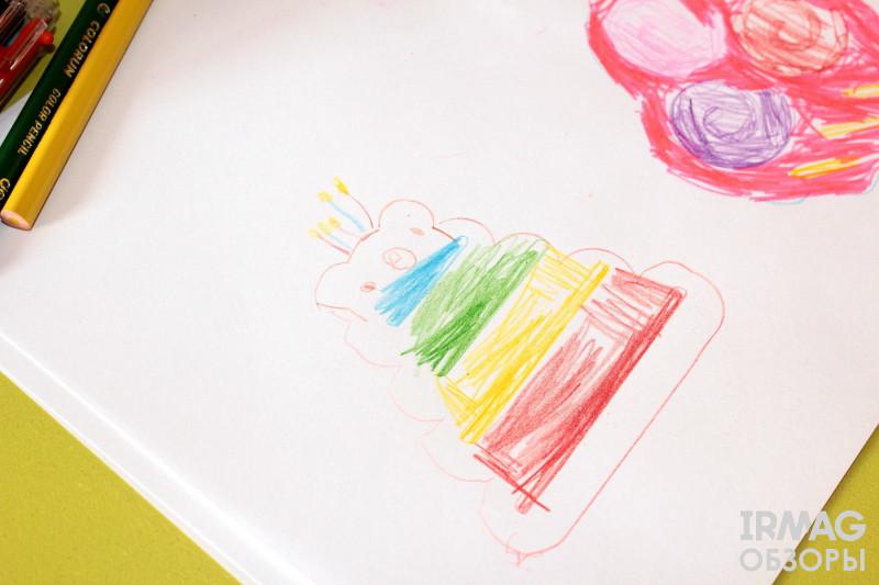 Линейки-трафареты для рисования WoodLandToys Детское ассорти (8 шт.)