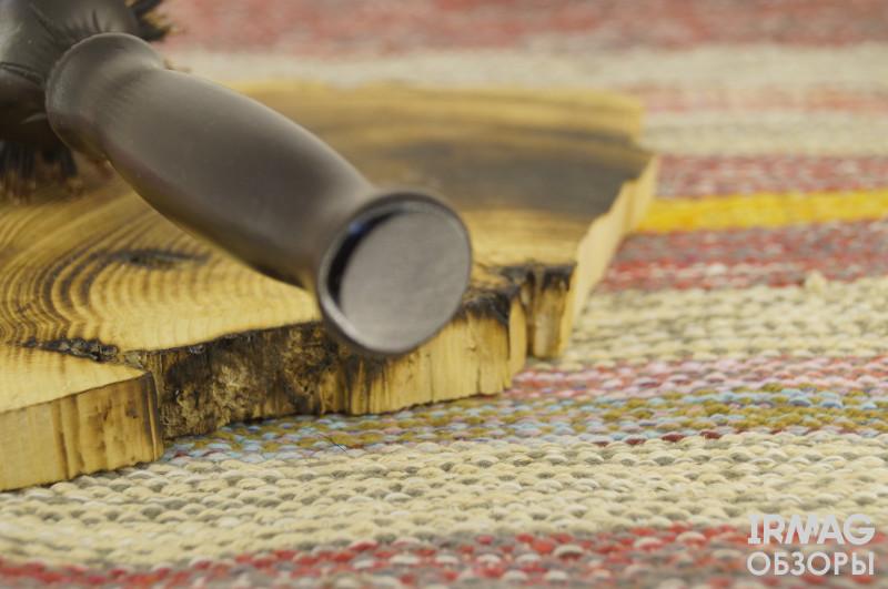 Обзор на Брашинг Melon Pro 9966 Деревянная ручка Натуральная щетина Продувной