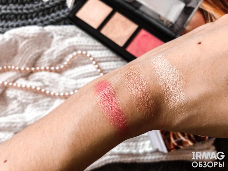 Палетка для макияжа Catrice Luminice Highlight & Blush Glow Palette 010 Rose Vibes Only (12,6 г)