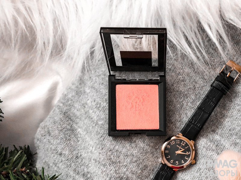 Румяна Maybelline Fit Me! Blush (4,5 г) - 40 Peach