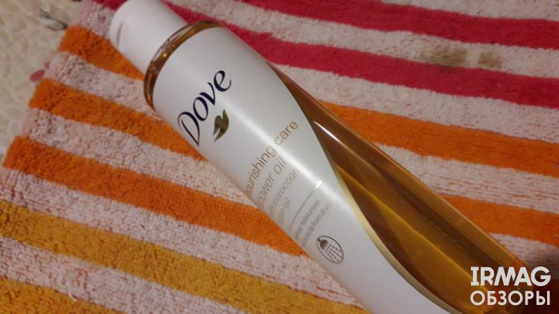 Масло для душа Dove Питательное (200 мл)