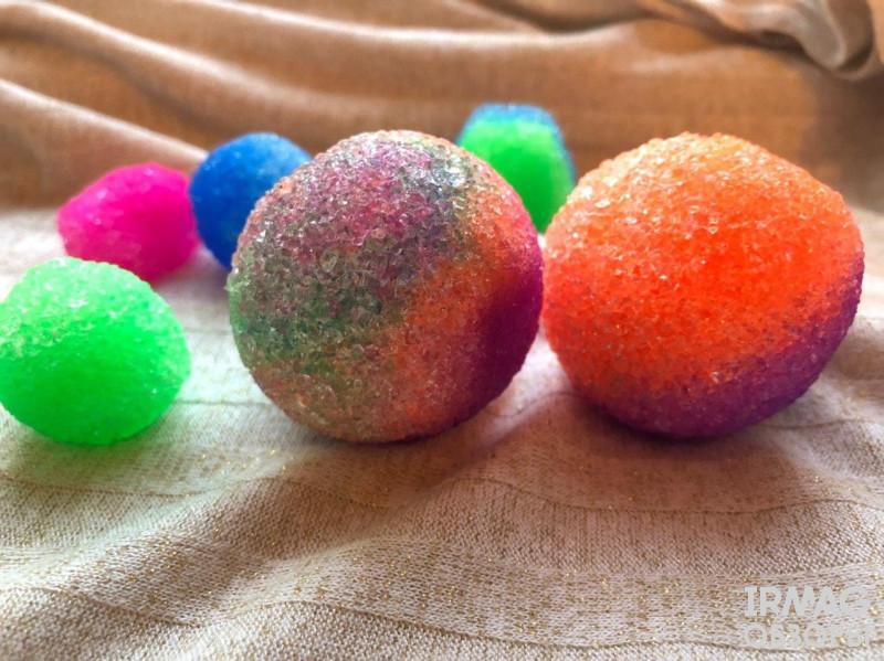 Набор развивающий Bondibon Науки с Буки Мини - лаборатория Мячи-прыгуны 7+