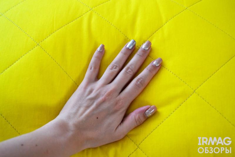Подушка Unison Wow Collection Жёлтый (50 х 70 см)