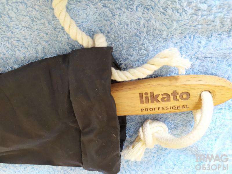 Щетка для сухого массажа Likato Professional My Skulptor Дренажная