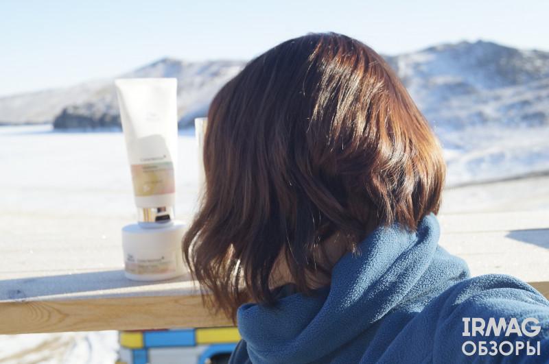 обзор на комплексный уход за окрашенными волосами от Wella Color Motion