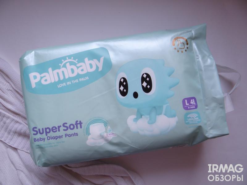Очередная новинка от Palmbaby: Super Soft Premium