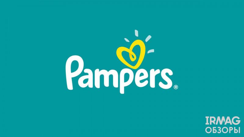 Эмблема Pampers
