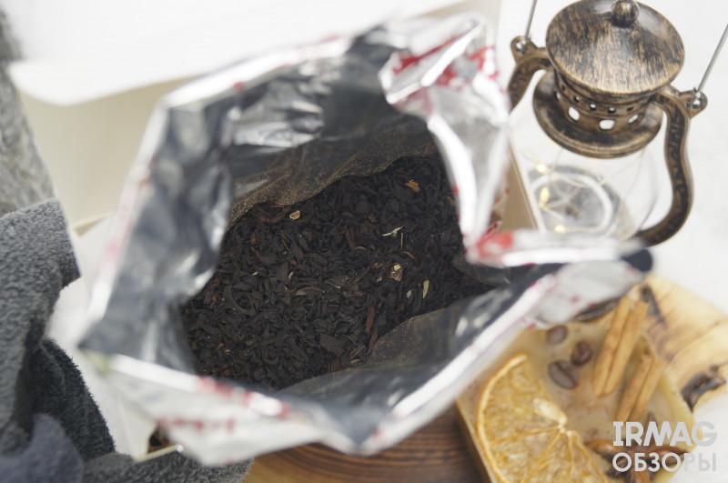 Обзор на чай чёрный Kumari Nepal Platinum Collection Masala Tea (100 г)