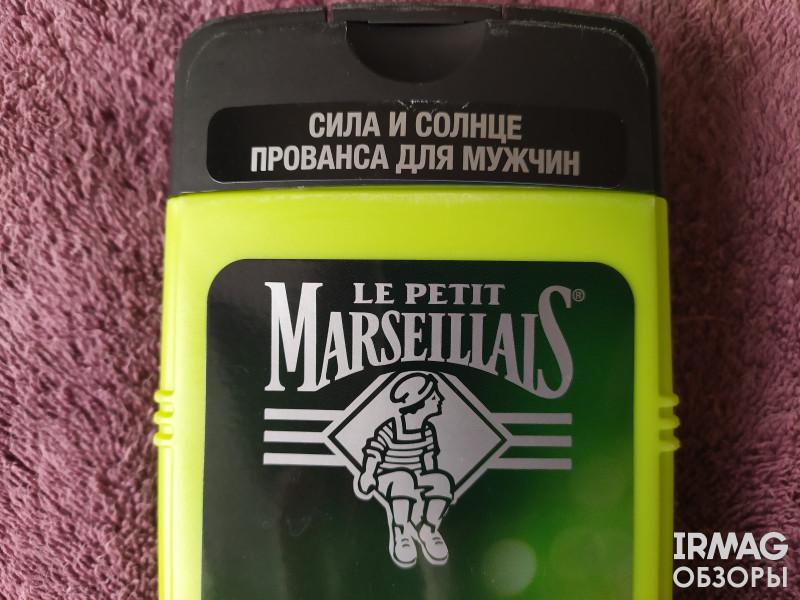 Гель-шампунь Le Petit Marseillais Homme Men Мята и Лайм (650 мл)