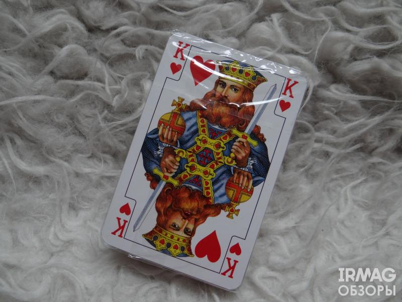 "Обзор набора ""50 игр"" от Piatnik"