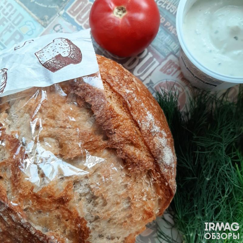 Хлеб ремесленный Катин Хлеб Тартин пшеничный (500 г)
