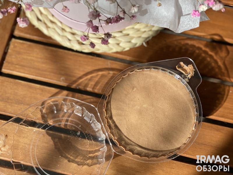Мусс десертный Марлин Вишня в шоколаде (150 г)