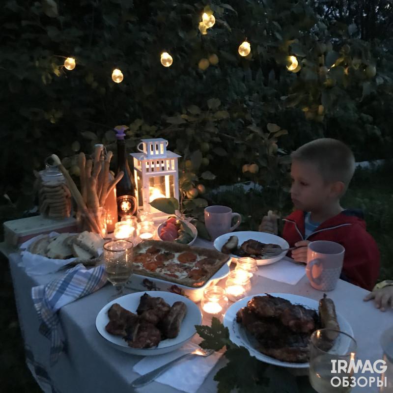 Рёбрышки vs Колбаски для пикника? Заверните всё!