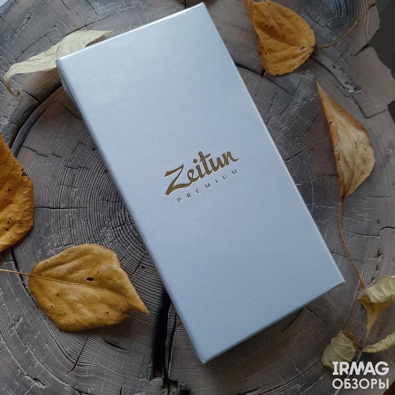 Массажер для лица Zeitun Premium Нефритовый