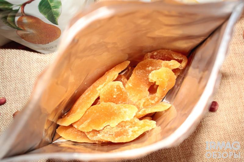 ![Фрукты сушеные Pupo Milano Nature Королевское манго (150 г)](27018)