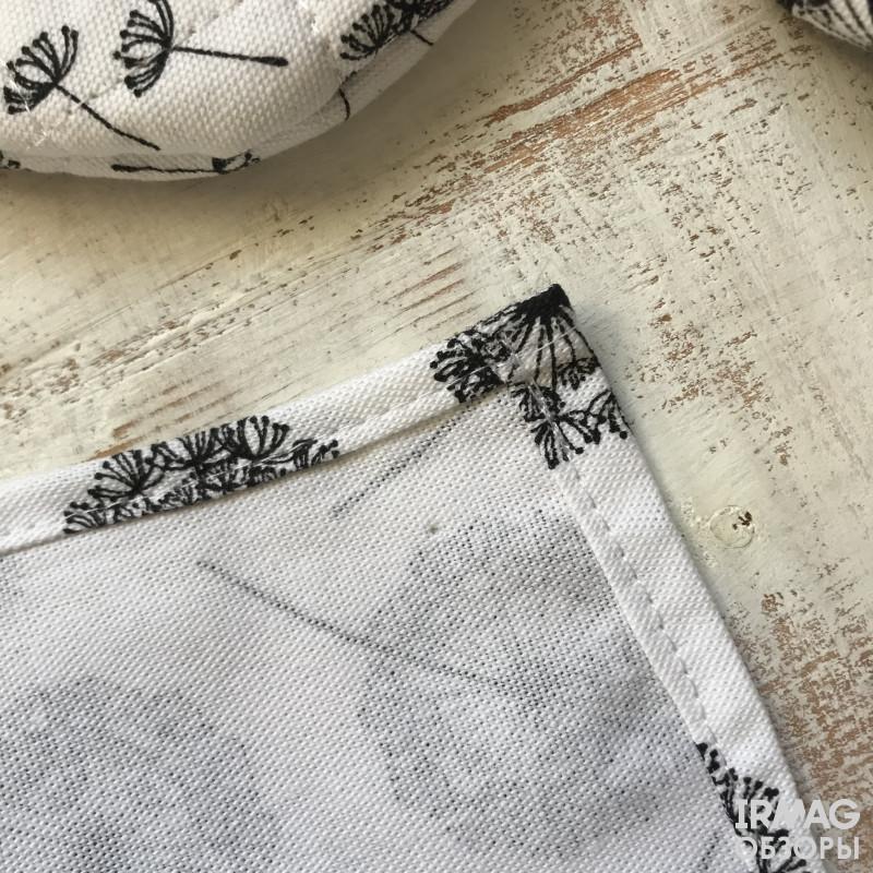 """Обзор кухонного текстиля """"Романтика"""""""