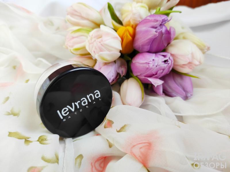Пудра рассыпчатая Levrana Natural минеральная матирующая (4 г)