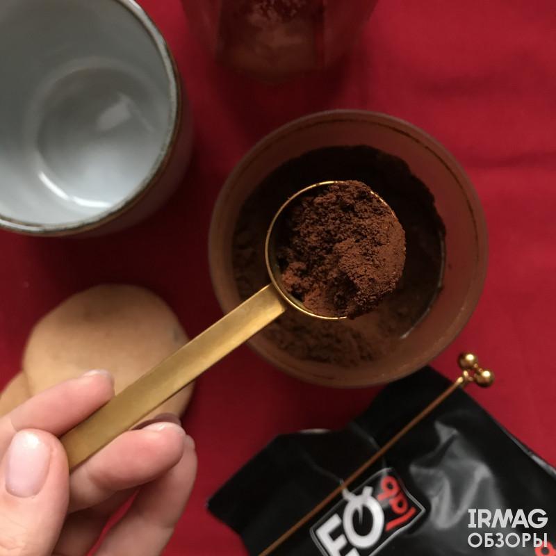 Кофейный эксперимент