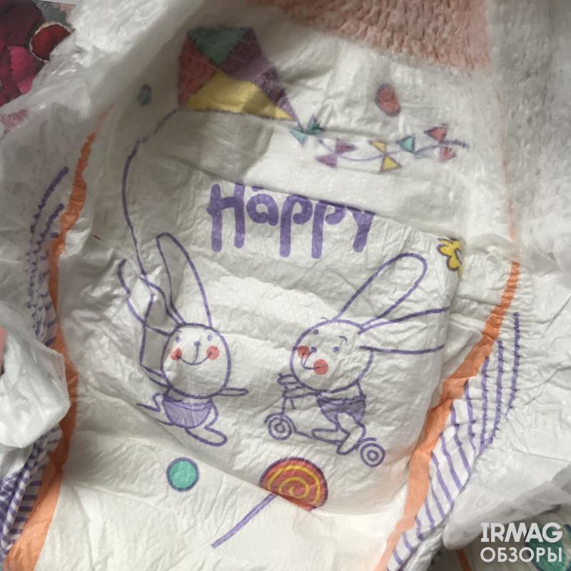 Обзор подгузников-трусиков Bella Baby Happy