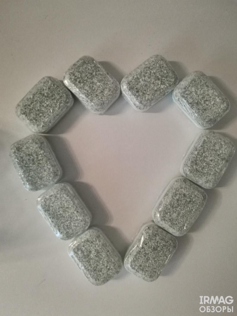 Новые эко-таблетки для посудомоечных машин Somat