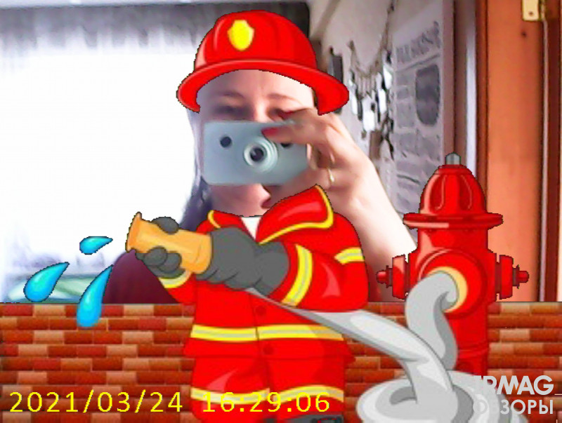Обзор детского цифрового фотоаппарата Bondibon