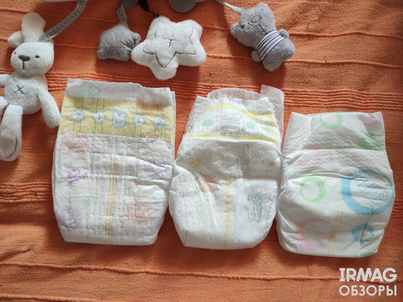 обзор на средства для новорожденных от Bella, Svoboda и Smile