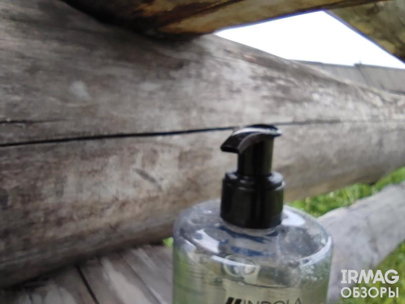 Обзор на шампунь Indola Act Now! Color для окрашенных волос и кондиционер Indola Act Now! для окрашенных волос
