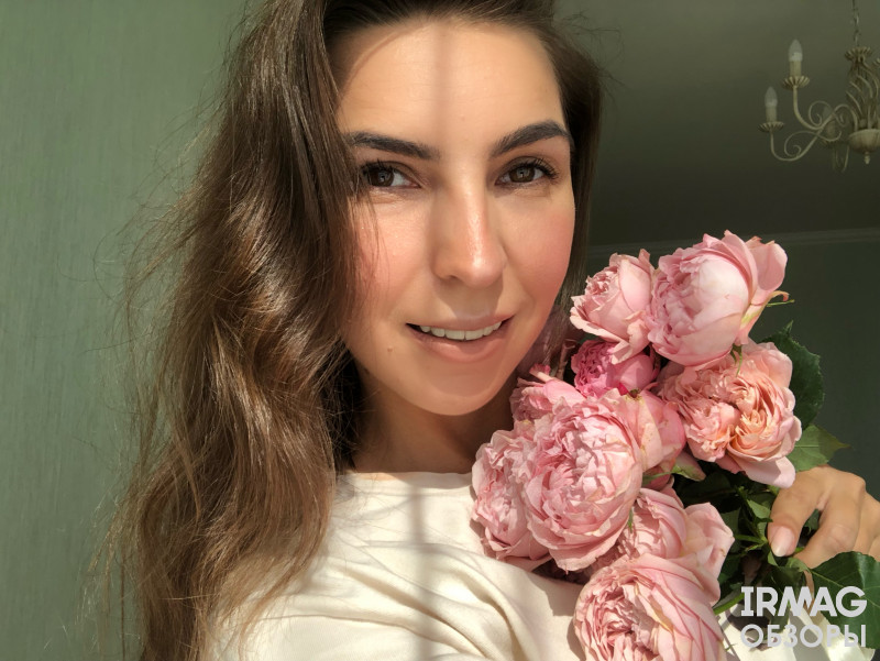 Румяна Makeup Revolution I Heart Revolution Blushing Hearts Peachy Pink Kisses (10 г)