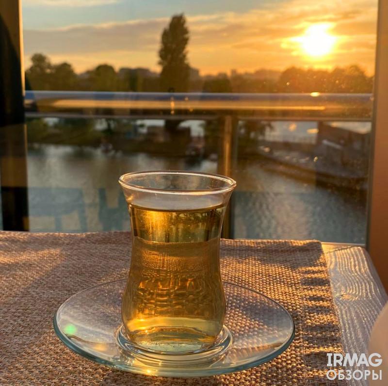 Чай зеленый Aroma Для бани (зеленый) (100 г)